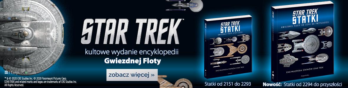 Kultowa encyklopedia statków Star Trek »